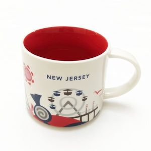 Starbucks | 'You Are Here' New Jersey Mug